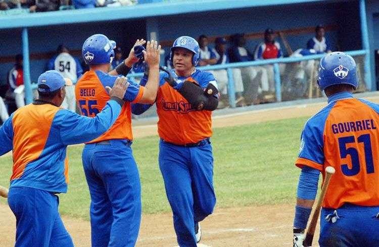 Aunque Sancti Spíritus ha tenido grandes nóminas, solo ha alzado un título de Cuba en la temporada de 1979. Foto: Juan Moreno / Cubahora.