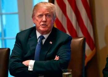 Donald Trump en la Casa Blanca. Foto: Susan Walsh / AP.
