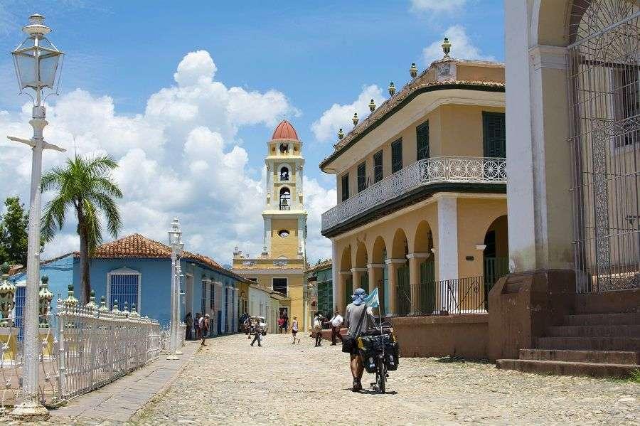 Trinidad. Foto: Viviendo el camino.