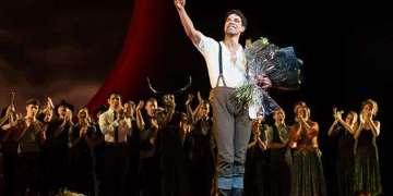 El bailarín cubano Carlos Acosta. Foto: Getty Images.