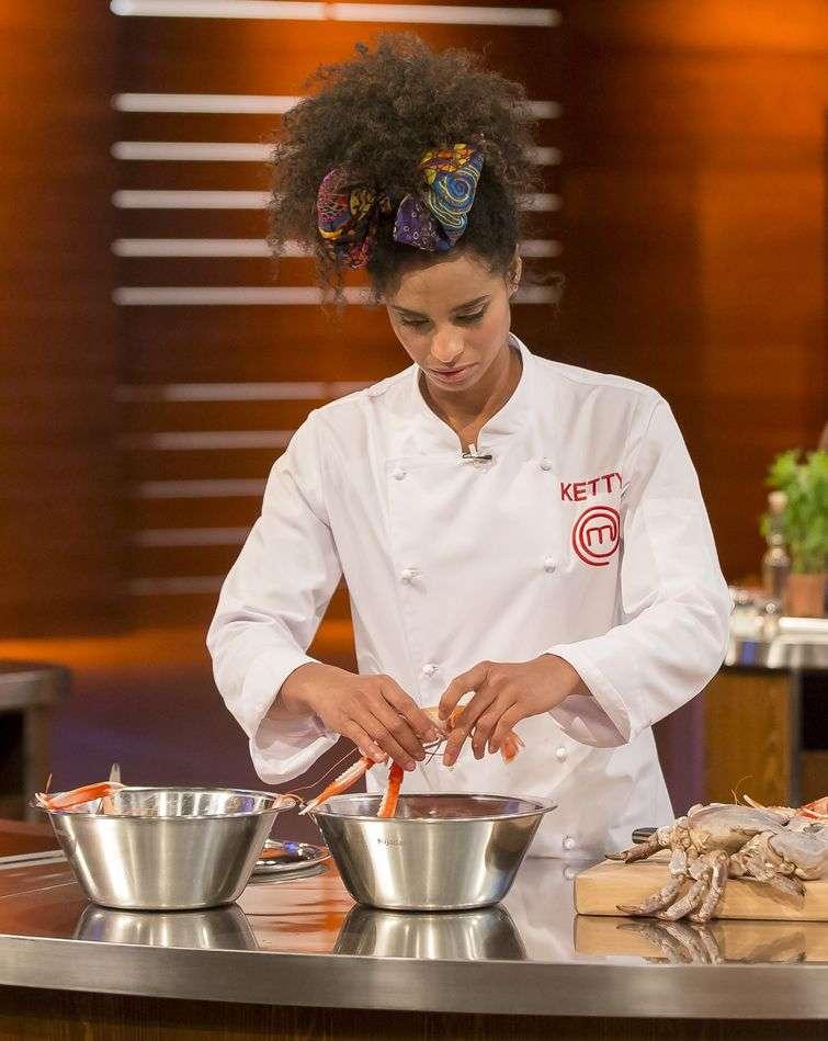 """Ketty Fresneda: """"Me he enamorado de la cocina de vanguardia""""."""