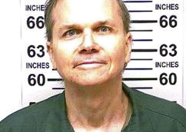 Mark David Chapman, el hombre que mató a John Lennon el 8 de diciembre de 1980. Foto: Departamento de Correccionales del estado de Nueva York vía AP.