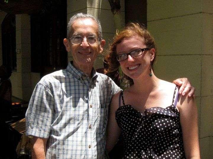 Estudiantes estadounidenses en La Habana. Foto: Cortesía de estudiantes y profesores.