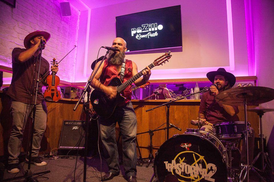 Ray Fernández. Foto: Evento creado en Facebook por Bar Pazillo.