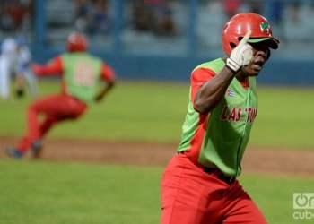 Los Leñadores de Las Tunas avanzan con buen paso en la pelota cubana. Foto: Ricardo López Hevia.