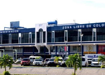 Zona Libre de Colón en Panamá. Foto: gogetit.com.pa