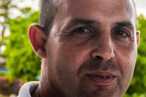 Ariel Saínz, presidente de la Federación Cubana de Voleibol. Foto: Lisandra Valín