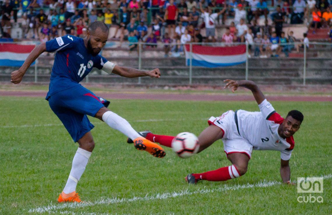 Los cubanos tendrán un duro examen en el máximo nivel de la Liga de las Naciones de la Concacaf. Foto: Otmaro Rodríguez