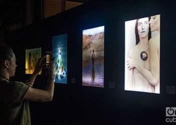 La exposión estará disponible en Estudio 50 hasta el próximo 30 de noviembre. Foto: Pablo Dewin Reyes.