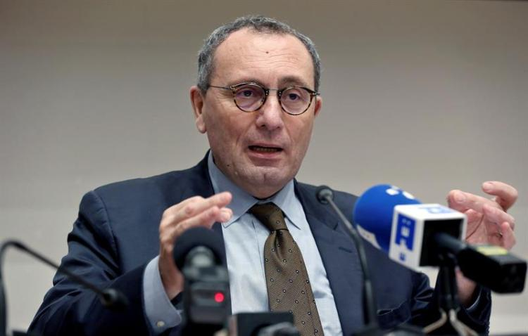 Stéfano Manservisi, director general de cooperación y desarrollo de la Comisión Europea. Foto: EFE.