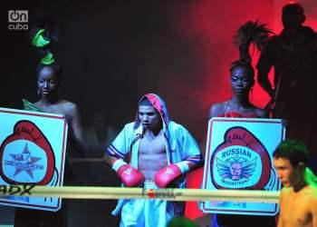 Yosbany Veitía lucha por salir del ostracismo y ganarse nuevamente un puesto en la selección nacional de boxeo. Foto: Ricardo López Hevia