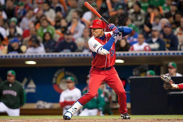 Todavía no hay claridad sobre si los jugadores establecidos en MLB podrán representar a Cuba en el futuro, pero hombres como Leonys Martín estarían encantados. Foto: Christophe Elise/Icon SMI/Icon Sport Media via Getty Images)
