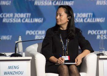 directora financiera de Huawei