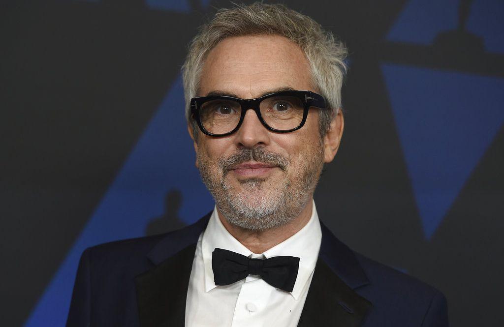 El director mexicano Alfonso Cuarón resuena nuevamente como un favorito en los Oscar y este domingo compite por tres Globos de Oro. Foto: Jordan Strauss / Invision / AP / Archivo.