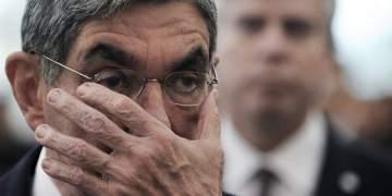 """'Rechazo categóricamente las acusaciones que se me hacen"""", dijo Arias. Foto: France 24."""
