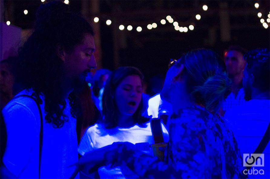 Concierto Habana de Pie. Público. Foto: Pablo Dewin Reyes.