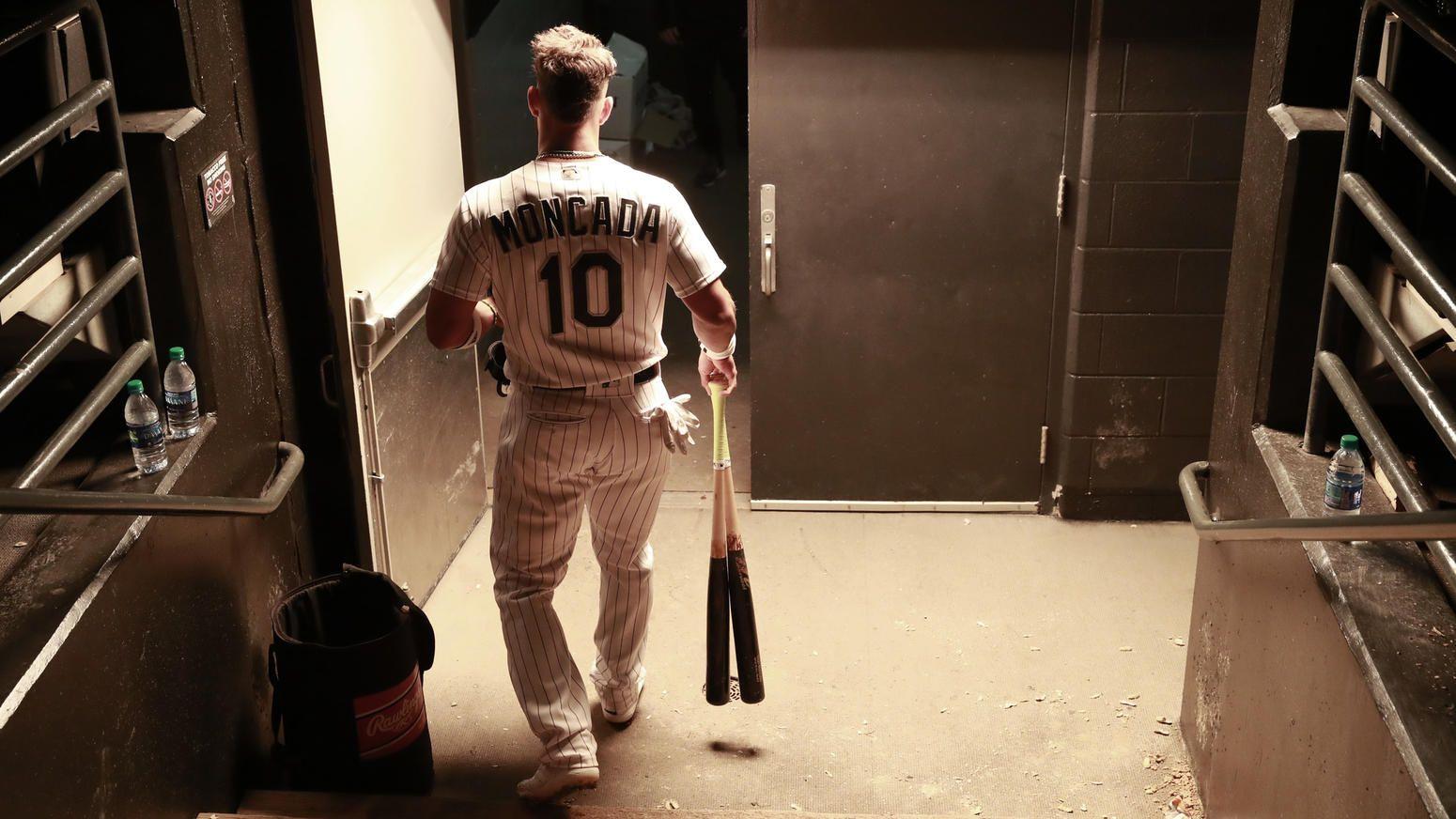 Moncada quiere olvidar su destrosa temporada del 2018. Foto: Nuccio DiNuzzo / Chicago Tribune