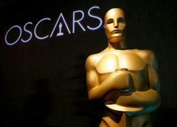 Una estatua del Oscar en el almuerzo de los nominados a la 91ra entrega anual de los Premios de la Academia en Beverly Hills, California. Foto: Danny Moloshok/Invision/AP.