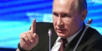 El presidente ruso Vladimir Putin. Foto: Alexei Nikolsky / Sputnik / Kremlin Pool vía AP.