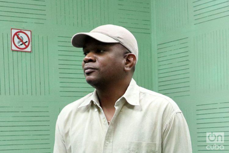 Alden González. Foto: Yasser Landazuri.