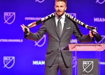 El Inter Miami CF, de David Beckham, comenzará la próxima temporada su andar por la MLS. Foto: Getty Images
