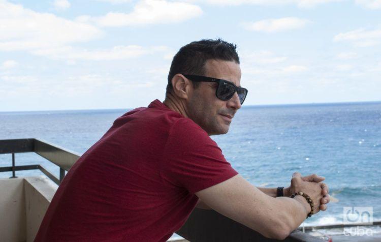 Nassiry Lugo en La Habana. Foto: Alejandro Ruiz.
