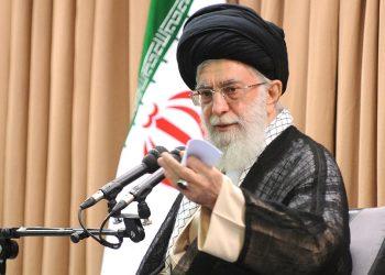 El líder supremo de Irán, el ayatolá Alí Jamenei. Foto: okdiario.com / Archivo.