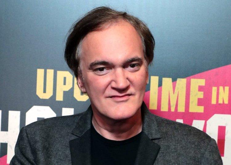 Quentin Tarantino. Foto: Variety