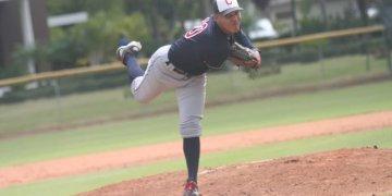 Roberto Hernández es puro talento, un lanzador con todas las herramientas para escalar a la cima del pitcheo cubano. Foto: Tomada de su perfil de Facebook.