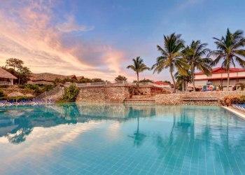 La piscina del Holguin Beach Resort. Foto: Sunwing.