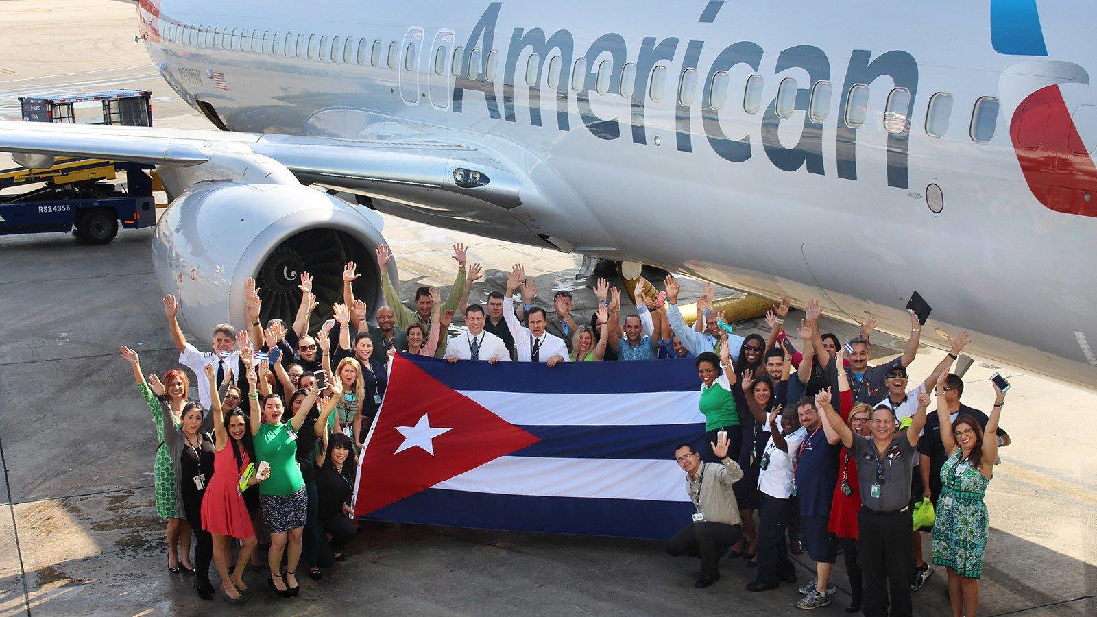 Gobierno de EE. UU. prohíbe vuelos a Cuba menos a La Habana