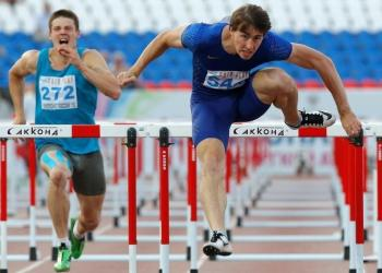 El vallista Sergey Shubenkov es uno de los exponentes del atletismo ruso que se ha visto obligado a competir bajo una bandera neutral. Foto: Reuters