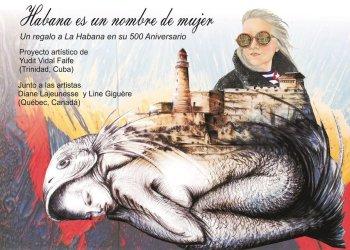 Exposición Habana es un nombre de mujer