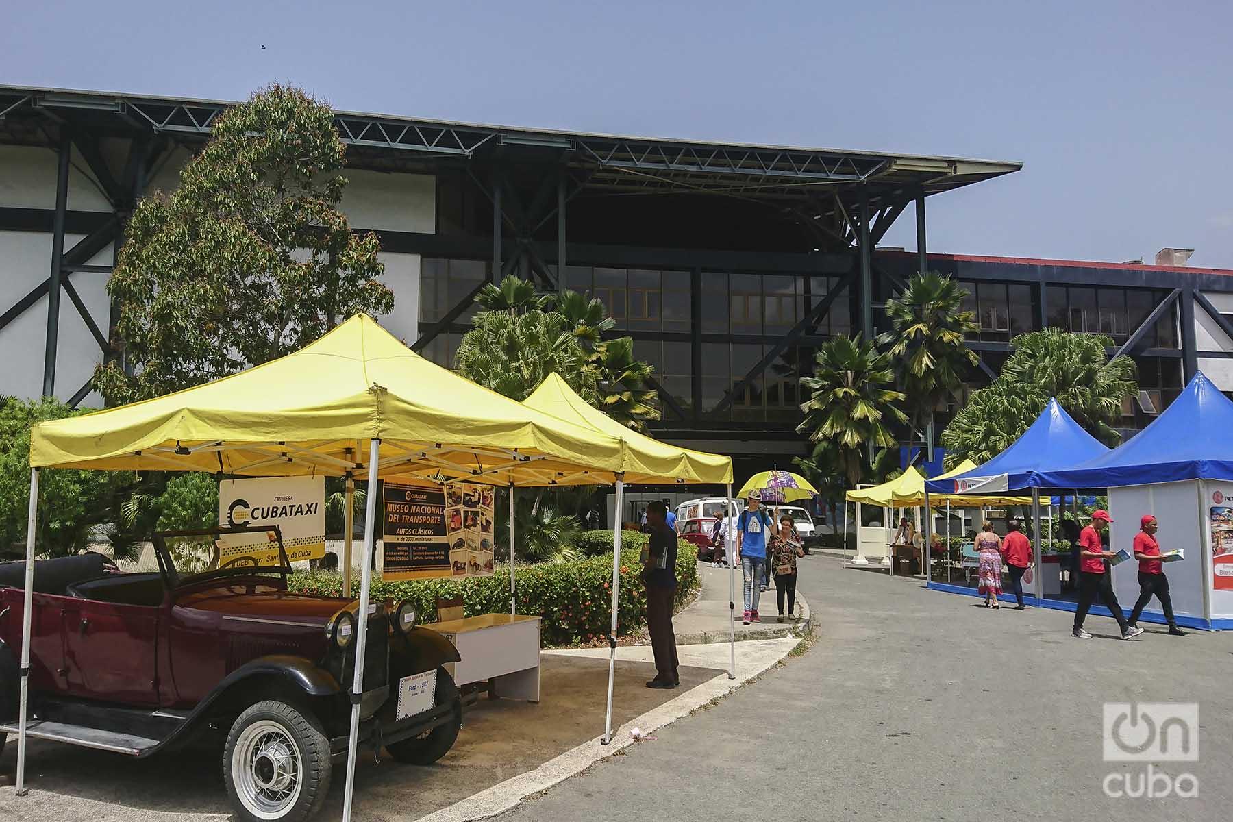 XVI Feria comercial ExpoCaribe, realizada en el Complejo Cultural Heredia de Santiago de Cuba entre el 19 y el 22 de junio de 2019. Foto: Frank Lahera Ocallaghan.