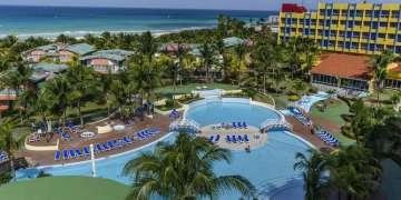 La piscina del hotel SolyMar, del grupo Barceló, en Varadero, Cuba. Foto: Barceló Group