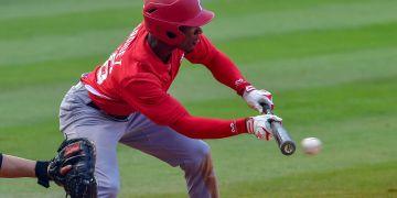 Yuniesky Larduet debe imprimir mucho dinamismo al juego cubano. Foto: Getty Images.