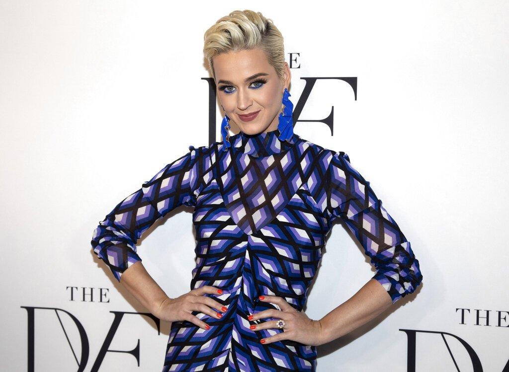 Katy Perry deberá pagar 2 mdd por plagio en 'Dark Horse'