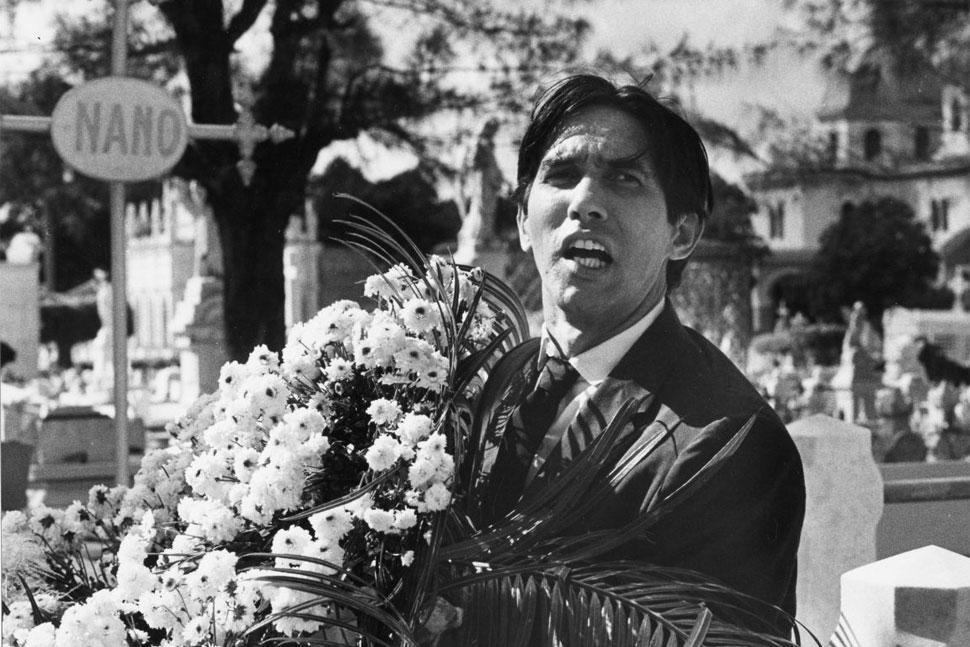 """El recientemente fallecido Salvador Wood protagonizó de forma magistral """"La muerte de un burócrata""""."""
