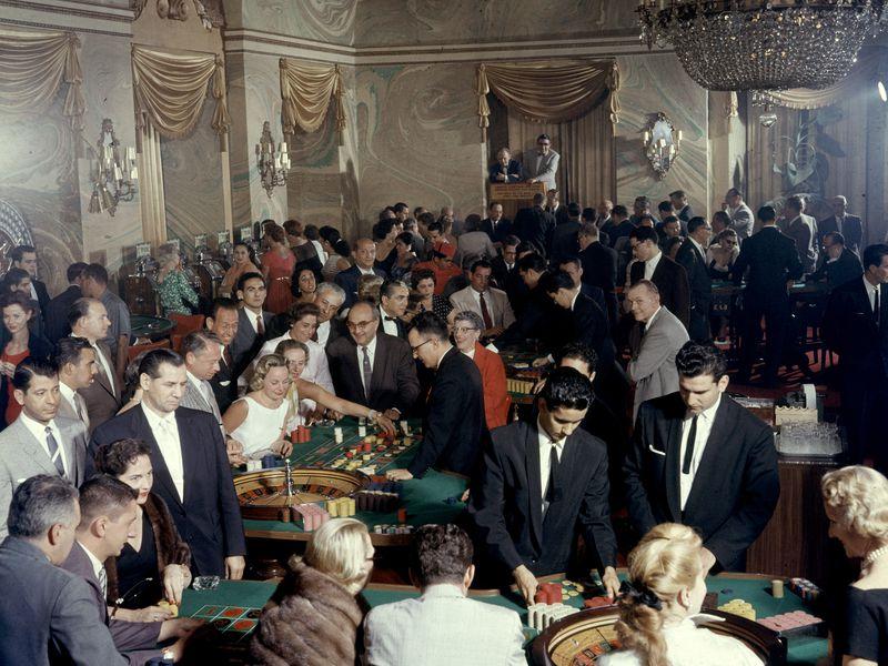 Casino del Hotel Nacional. Foto: Archivo.