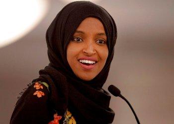 La representante demócrata Ilhan Omar en un evento en Austin, Texas, el 18 de mayo del 2019. Foto: Nick Wagner/Austin American-Statesman vía AP/Archivo.