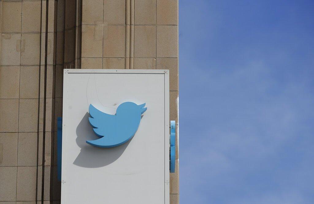 Oficinas de Twitter en San Francisco. Foto: Jeff Chiu/AP.