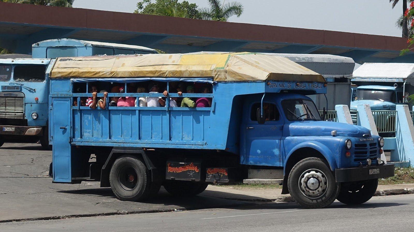 Vigente suspensión de Licencias de Operación del Transporte en Camagüey