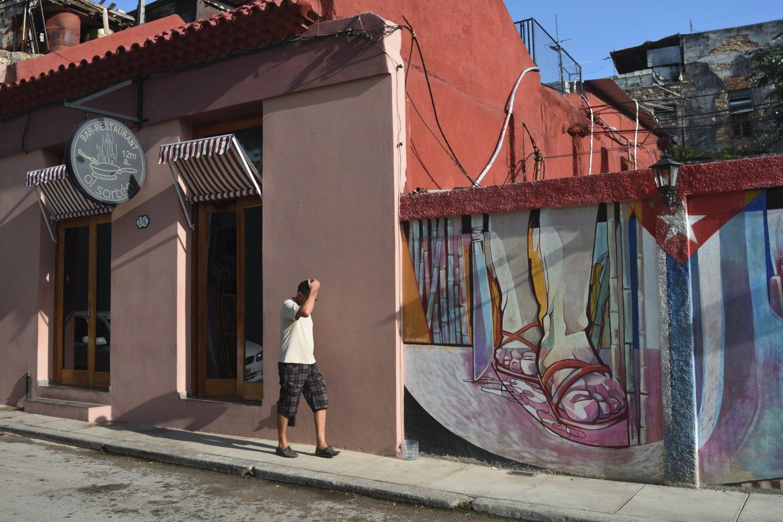 San Isidro no. 60 (actual 174), el lugar de la muerte. Foto: Otmaro Rodríguez