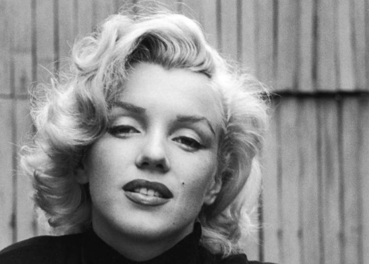 Marilyn Monroe. Foto: GettyImages / Archivo.