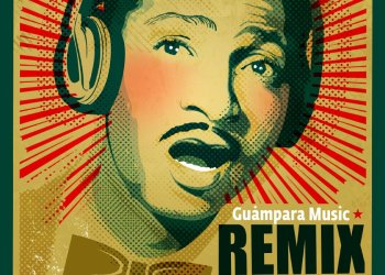 Portada del disco Remix for Benny. Cortesía de Vedado Social Club.