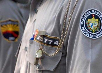 Policía cubana. Foto: Juventud Rebelde / Archivo.