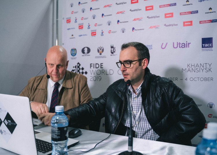 Leinier Domínguez es una de las grandes atracciones de la Copa del Mundo. Foto: Tomada de US Chess.