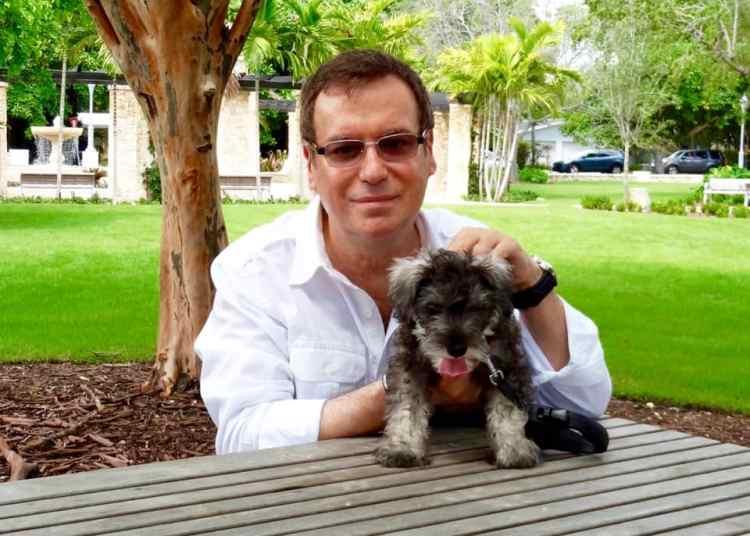 Evelio Taillacq en Miami.   Foto: Facebook.