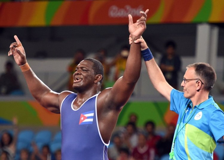 El mundo observó admirado la tercera corona olímpica consecutiva de Mijaín López en Río 2016; ahora la expectación crece por su venidero reto en Tokio 2020. Foto: Ricardo López Hevia.