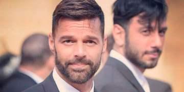 Ricky Martin y su esposo. Foto: teleamazonas.com